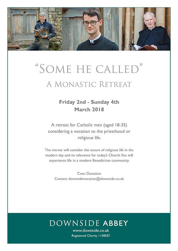 A Monastic Retreat @ Downside Abbey | Stratton-on-the-Fosse | England | United Kingdom