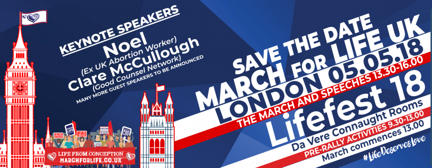 March for Life UK