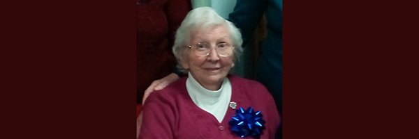 Sister Catherine Cronin – R.I.P.