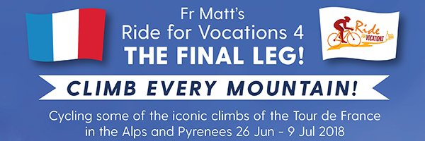 Ride for Vocations 4 – The Final Leg