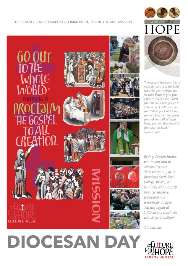DIOCESAN DAY @ St Brendan's Sixth Form College | England | United Kingdom