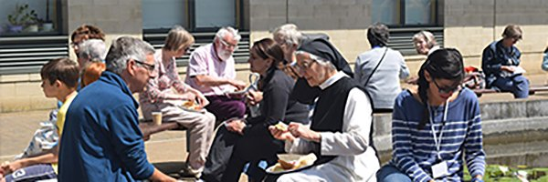 DIOCESAN DAY: Seven weeks and counting!