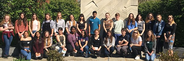 Young Leaders go to Parliament
