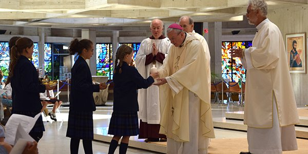 Education Mass – Pictures, Homily and awards!