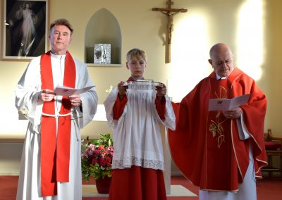 Rite of Installation of Fr Dominic Findlay-Wilson June 2018 - (16)