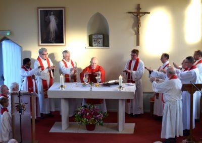 Rite of Installation of Fr Dominic Findlay-Wilson June 2018 - (2)