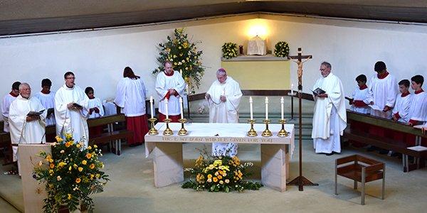 St Bernadette's Celebrates 50 Years