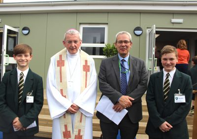 St Gregory's opens dedicated SEND Centre 2