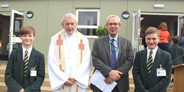 St Gregory's opens dedicated SEND Centre
