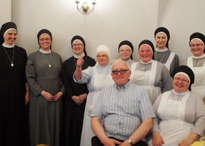Sisters of the Convent of St Charles Borromeo, WroclawERA