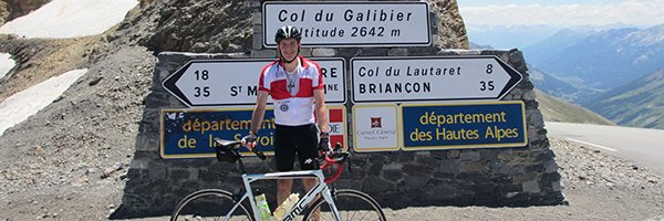 Ride for Vocations 4: In the Alps days 1 & 2