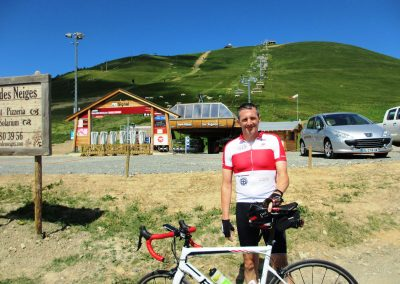 10. Alpe d'Huez - Where's all the snow gone