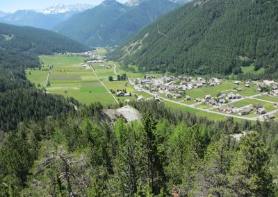 3. Beautiful views from the ascent of the Col d'Izoard