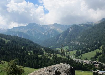 5. Stunning Scenery on the way to the Col Agnel