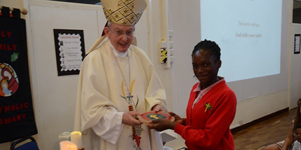 Holy Family school marks its fiftieth year