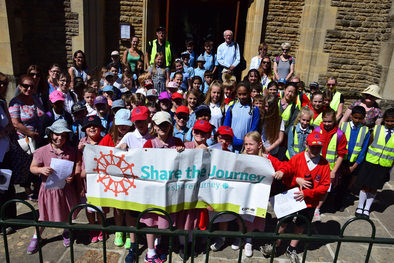 School's Pilgrimage June 2018- Glastonbury - (3)