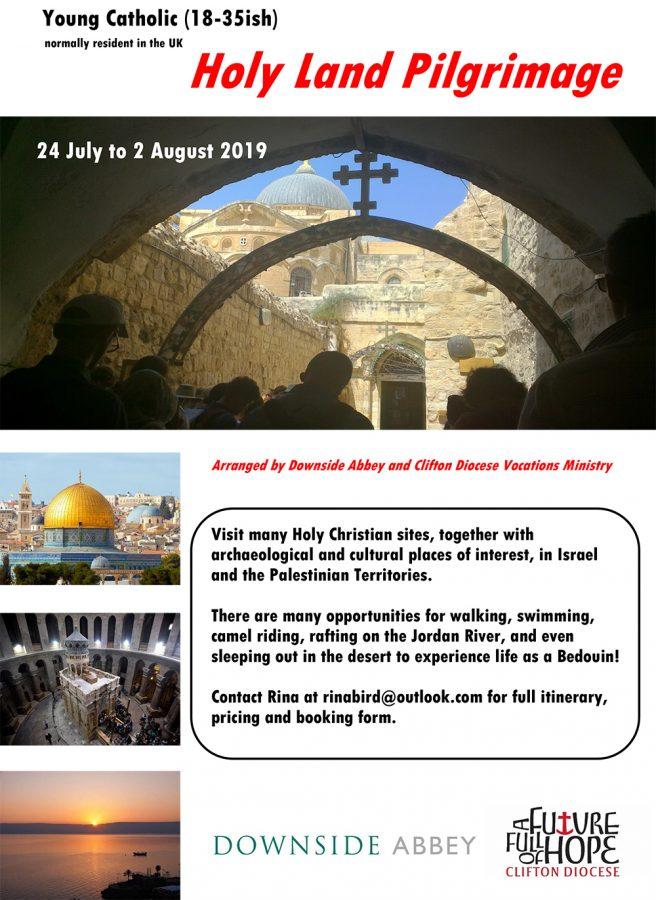 Downside Abbey's Holy Land Pilgrimage