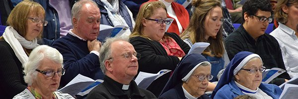 Diocesan Gathers ahead of the launch of the 'Year of Prayer'