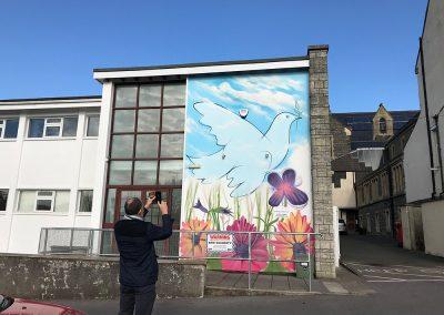 St Bons mural 2