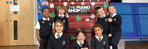 St Mary's Primary School have been busy working on a secret Christmas Market project
