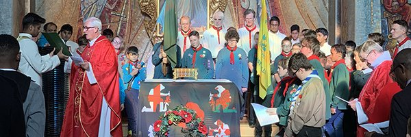 500 people attend St. Patrick's Service of Commemoration
