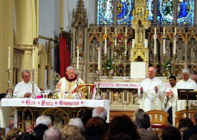 Cheltenham St Gregory's thanksgiving Mass January 2019 - (6)