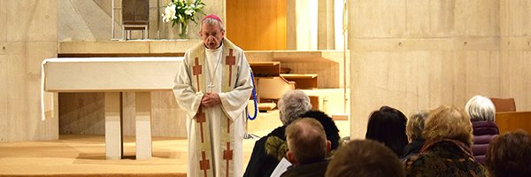 Bishop starts the new Liturgy Course