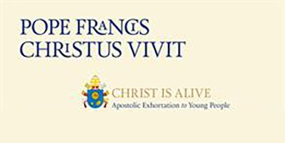 Christ is Alive! Letter to young people from Pope Francis