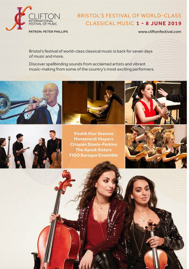 Clifton International Festival of Music – Starts this