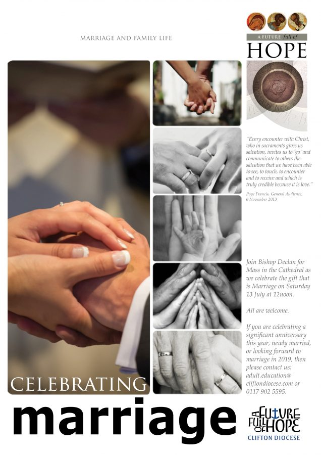 The Celebration of Marriage @ Clifton Cathedral | England | United Kingdom