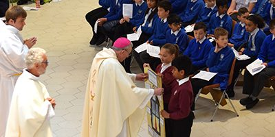School Leaver's Mass