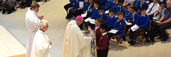 School Leaver's Mass