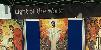 Street Evangelisation in Clevedon