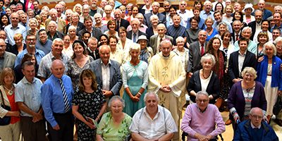 Marriage Mass pictures and Homily