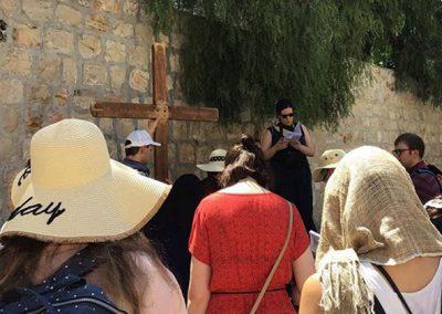 Downside Holy Land pilgrimage - (2)