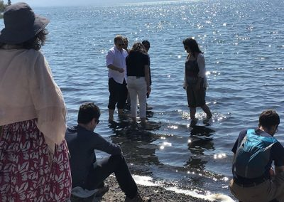 Downside Holy Land pilgrimage - (3)