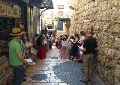 Downside Holy Land pilgrimage - (6)