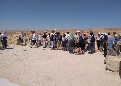 Downside Holy Land pilgrimage - (7)