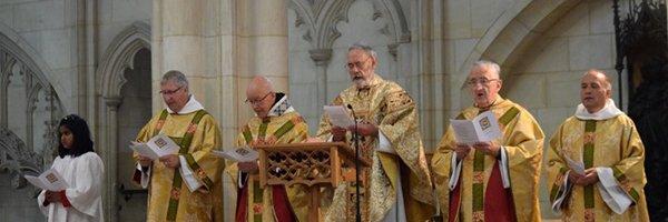 Canon Thomas Atthill's 50th anniversary of Ordination