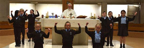 Celebrating the work of those involved in Catholic Education