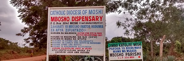 This summer I was in Mbosho, training the staff in Alignment Therapy