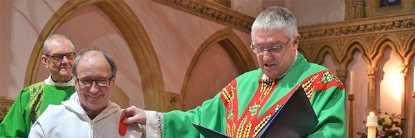 Bridgwater Parish honour its Altar servers for their faithful service