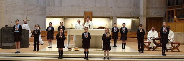 Canonisation of St John Henry Newman celebrated by School partnership at Clifton Cathedral