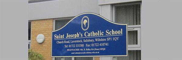 St Joseph's School in Salisbury are keeping the community connected while they're closed