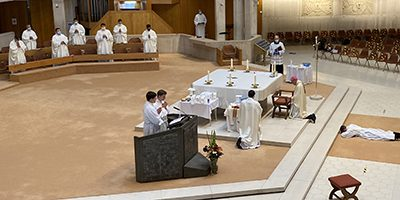 Ordination to the Priesthood of Thomas Lawes