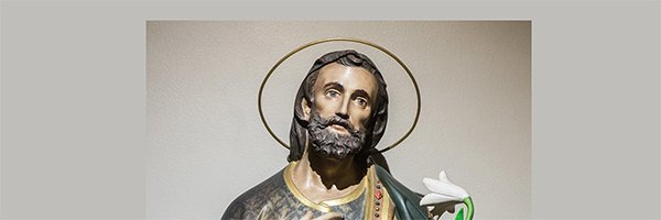 Today is the Solemnity of St. Joseph