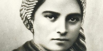 Feast of St Bernadette Soubirous. – 16th April.