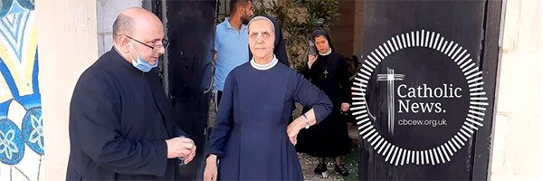 Gaza priest: We are preparing the parish in case people need to take refuge