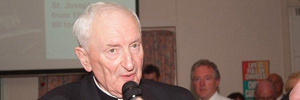 Monsignor Dick Twomey: R.I.P.