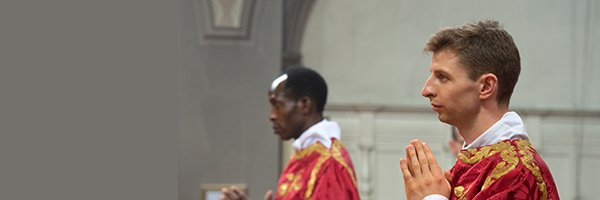 Joseph Meigh ordained to the diaconate